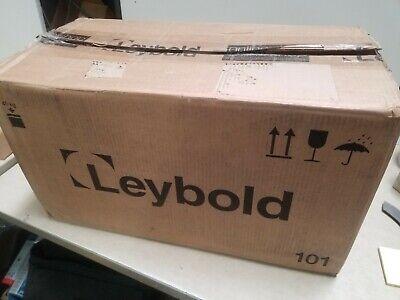 Leybold Tw 25020040s Turbovac Vacuum Pump Cartridge Housing Td-400 Turbo Drive