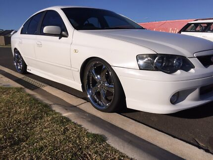 Ford XR6  Turbo 2005 model Spring Farm Camden Area Preview