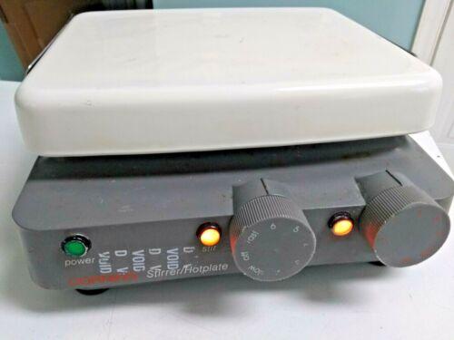 Corning PC-320 Magnetic Lab Stirrer Hotplate Analog 120VAC 575W 50/60Hz Tested