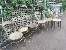 Old Bentwood Chairs South Fremantle Fremantle Area Preview