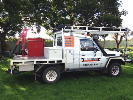 TJ Earthmoving Service and Repairs Armidale City Preview