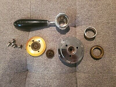 Nuova Simonelli Pod Adapter Kit And Portafilter For Espresso Oscar Ii Musica
