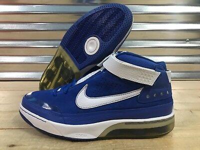 more photos 09b7b 1797a Nike Shox Spotlight Retro Shoes Varsity Royal Blue White SZ 11 ( 315836-411  )