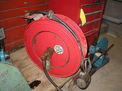 National Spencer 12 X 50 Open-type Oil Hose Reel