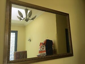 MIRROR,  LARGE FRAMED, Decorative MIRROR Clovelly Eastern Suburbs Preview