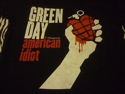 Green Day Shirt ( Used Size M Missing Tag ) Nice Condition!!!