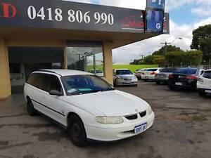 Holden Commodore Executive VT WAGON