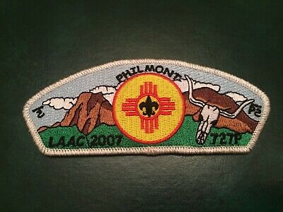 ICOLLECTZONE Los Angeles Area Council 2007 Philmont SAP SMY Bdr (A700)