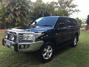200 Series Toyota Landcruiser VX Chelmer Brisbane South West Preview