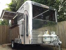 Retro Coffee Caravan Holland Park West Brisbane South West Preview