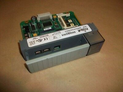 Allen Bradley Slc500 Mvi46 Prosoft Communications Module