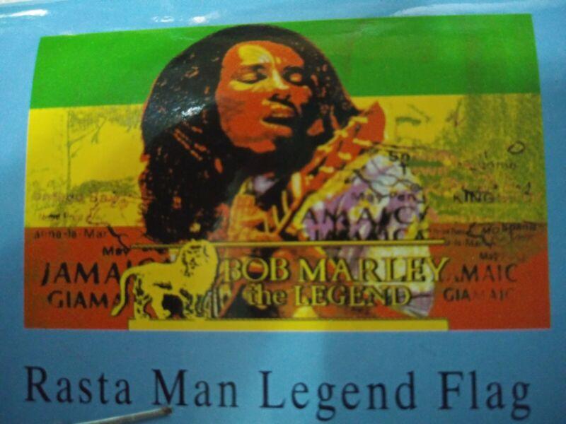 BOB MARLEY Jamaica Rastafarian