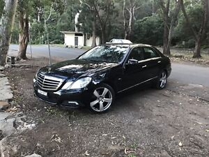 Mercedes 2009 E250 50,000kms !! Revesby Bankstown Area Preview