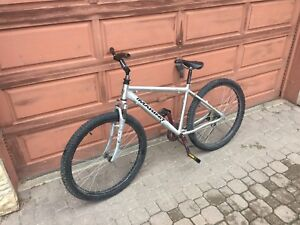 Silver Mountain Bike (Works Good Shape)