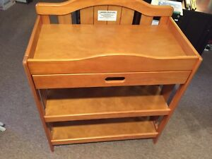 Baby Change Table - solid wood.