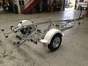 17FT model boat trailer REGISTERED-suits boats in the 5.2m range Mortdale Hurstville Area Preview