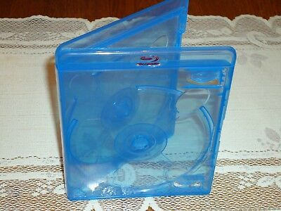 NEW 1 VORTEX eco-Lite 2-Disc Blu-ray Case, Holds 2 Discs