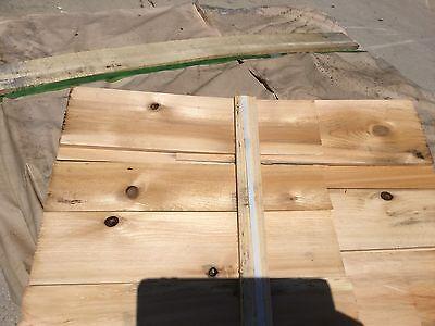 30 Bundles 15 1 4  Cedar Smooth Siding Shingles Shakes New Old Stock