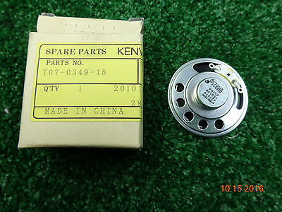 Kenwood T07-0349-15 Portable Radio Speaker 1w 16 Ohm Tk290 Tk390 New A40