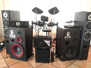 Electric drum kit package Merriwa Wanneroo Area Preview