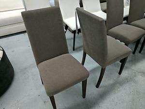 3 Designer Dining Chairs - 50% off RRP + REDUCED! Epping Whittlesea Area Preview