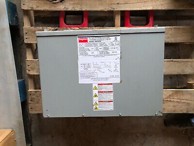 Dayton 44yv12 Three Phase Transformer15kva240v
