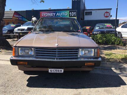 1984 Toyota corona 91thousand kays only!