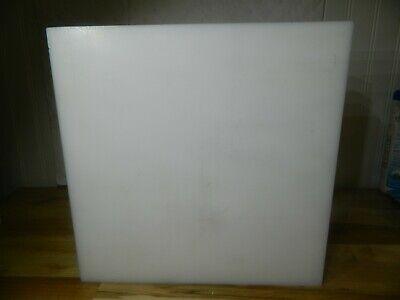White Acetal Sheet 1-12 X 12 X 12 5227530001