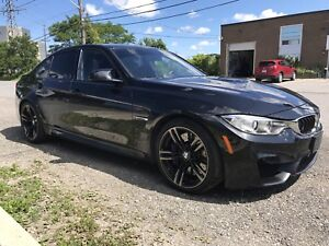 2016 BMW M3 Premium. Payments available