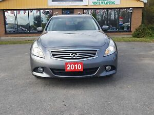 2010 INFINITI G37 Sedan Luxury!!CERTIFIED!!FINANCING!!WARRANTY!!