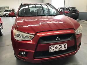 2012 Mitsubishi ASX Wagon Eagle Farm Brisbane North East Preview