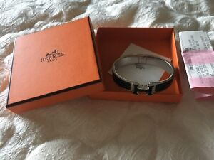 REAL Hermes Clic Bracelet (Comes with Bill and Box)
