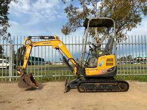2015 Yanmar VIO17 Excavator with Expanding Tracks Penrith Penrith Area Preview