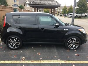 2015 Kia Soul SX Luxury lease takeover