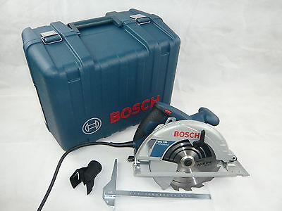 BOSCH Handkreissäge GKS 190 K + Koffer Professional Ø 190 mm Kreissäge 1400 Watt