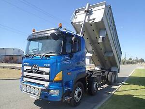 Hino 700 Tipper 8 X 4 Drive with extensions and tarp Welshpool Canning Area Preview