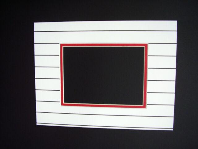 11x14 photo frames bulk picture frame mat baseball stripe red liner michaels with