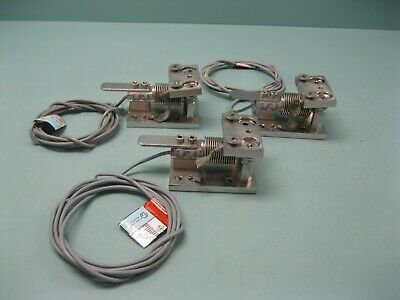 Lot 3 Mettler Toledo 777 Load Cell With 0972 Weigh Module D4 2569