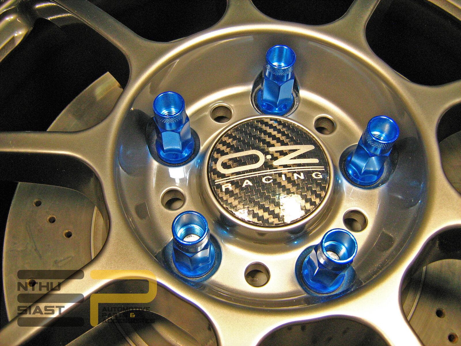 dpPerformance Lug Nuts Stahl M12x1,25 Radmuttern Neo Chrom Nissan Subaru Suzuki Japan JDM