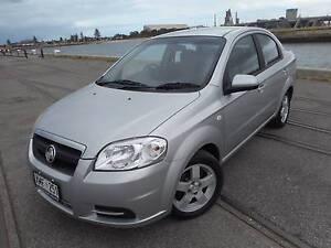 2007 Holden TK Barina Automatic Sedan only 119,000 Kilometres Rosewater Port Adelaide Area Preview