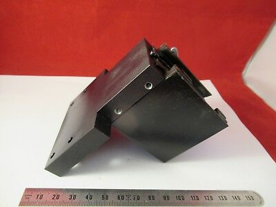 Olympus Japan Bhm Holder For Stage Table Microscope Part As Pictured 39-a-09