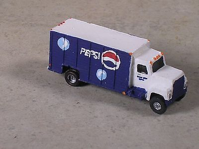 N Scale 2002 Ford Pepsii Soda Delivery (Scale Soda)