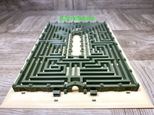 The Shining - Overlook Hotel Hedge Maze 3D Printed Model - Kubrick - US Seller