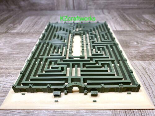The Shining - Overlook Hotel Hedge Maze 3D Printed Model - Kubrick - US Seller