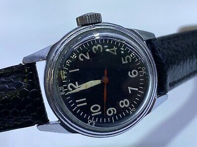 Elgin A-11 Vintage WW2 World War II Handwind 539 Military Army Hack Watch 1943