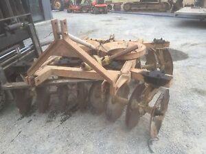 Tractor discs 16 disc plough good set Mullumbimby Byron Area Preview