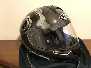 New HJC Motorcycle Helmet