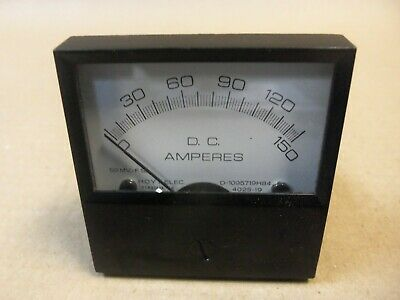 Hoyt Amperage Meter 4025 Ul