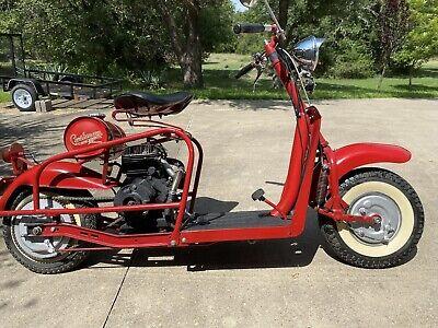 1956 Cushman Motor Scooter - Fully restored!!!!