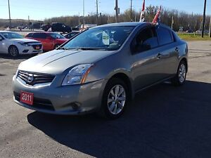 2011 Nissan Sentra 2.0 !!CERTIFIED!!WARRANTY !!FINANCING!!